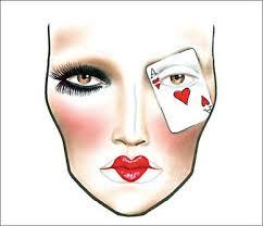 Mac Cosmetics Halloween Face Charts Mac Halloween Face Charts Creative Makeup Ideas You Can Use
