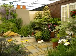 rooftop garden modern design ideas
