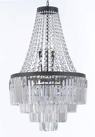 preferred 3 tier crystal chandelier intended for g7 1100 9 gallery chandeliers retro odeon crystal