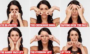 Facial Flex Progress Chart Yoga For The Face The Ingenious New Exercises To Help