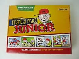 Financial Peace Junior Chore Chart Details About Dave Ramsey Financial Peace Junior Teaching Kids How To Win With Money 0572