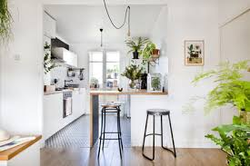 Cuisine Ouverte Sur Le Salon Aménager Sa Cuisine Avec Un îlot Ou