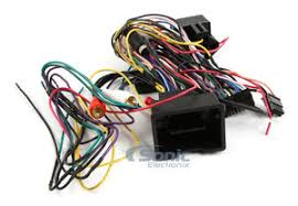 2013 up chevy malibu wiring harness sonic electronix Ford Taurus Wire Harness at 2003 Chevy Malibu High Brek Wire Harness
