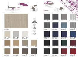 Sunbrella Plus Colour Chart