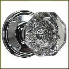 crystal closet door knobs