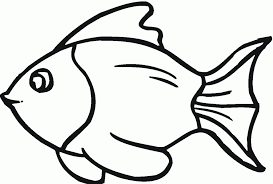 fish drawing for colouring. Beautiful Drawing Fish Drawings For Kids  AZ Coloring Pages Throughout Drawing Colouring T