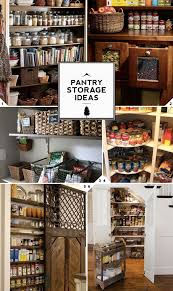 Walk In Kitchen Pantry The Walk In Closet Of The Kitchen Pantry Storage Ideas Home Tree