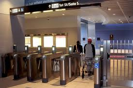 subway station turnstile. Fine Subway Metro Successfully Installed Turnstiles At All The Stations On Our Heavy  Rail Systemthe Red And Purple Lines Which Run Completely Underground Donu0027t  Inside Subway Station Turnstile S