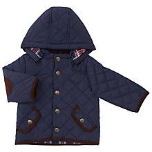 Buy John Lewis Baby Quilted Jacket, Navy Online at johnlewis.com ... & Buy John Lewis Baby Quilted Jacket, Navy Online at johnlewis.com Adamdwight.com