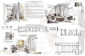 architecture design portfolio examples. Architecture · Finland Interior Design Portfolio Examples E