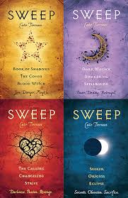 Sweep Series (Books 1 - 5) - Cate Tiernan