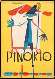 Image result for pinocchio vintage illustration
