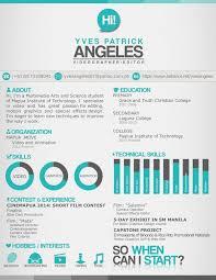 45 Best Resume Images On Pinterest Resume Resume Design And