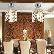hallway chandeliers mini semi flush mount in crystal chandelier modern chandeliers ceiling lamp crystal chandelier entrance