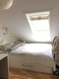 Schlafen Unter Der Dachschräge Ist Etwas Schönes Es Sorgt Für
