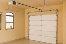 squeaky garage doorHow to Reduce Garage Door Noise  Home Guides  SF Gate