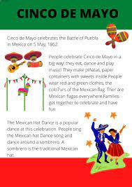 5 de mayo worksheet