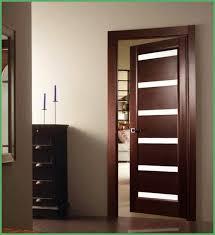 interior wood door glass insert