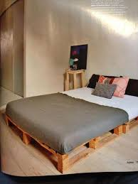 easy diy queen bed frame beautiful beautiful diy pallet bed queen plans