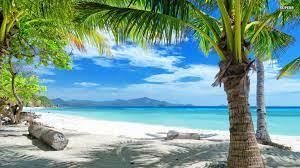 Tropical Beach Scenes Wallpapers - Top ...