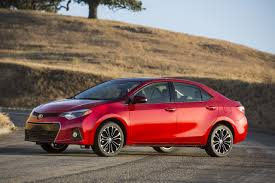 2015 Toyota Corolla Specifications and Road Test - AutoBaltika.Com