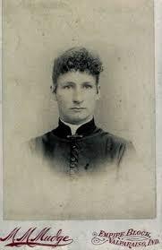 """Wilhelmina Augusta """"Minnie"""" Frasa Foreman (1864-1922) - Find A ..."""
