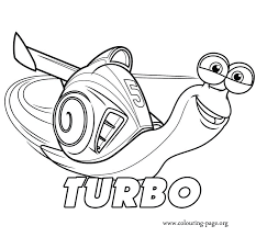 Small Picture Turbo Movie Coloring Pages GetColoringPagescom