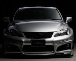 Download 1280x1024 Silver Lexus IS250 Front Wallpaper