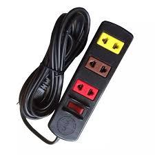 Ổ cắm điện Lioa 3TS3-2 Loại 3 ổ 1 công tắc dây dài 3m