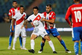 Perú 2, Paraguay 2 | La República EC - Hora en Ecuador: Hora local actual