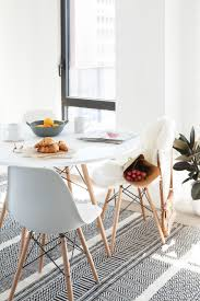 Eiffel Chair With Solid Beech Wood Legs In 2019 Decor Wooden