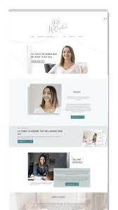 Wellness Website Design Inspiration Brand And Website Design For Health And Wellness Businesses
