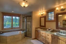 rustic modern bathroom. Rustic Modern Bathroom