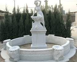 outdoor water fountains for sale garden fountain with white l28