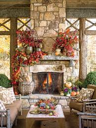25 fall mantel decorating ideas