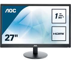 "<b>AOC E2770SH 27</b>"" Full HD LED Gaming Monitor - <b>E2770SH</b> | CCL ..."