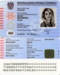 Austrian Card - Wikipedia Identity