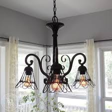 farmhouse style lighting fixtures. how to makeover a chandelier in farmhouse style lighting fixtures h
