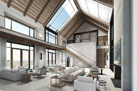 Barn House Interior Modern Barn House Pinteres