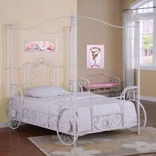 White Princess Bed Canopy