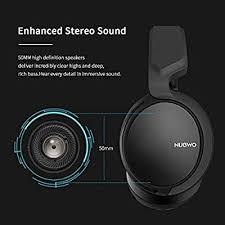 <b>NUBWO N12</b> Gaming Headset for Xbox One <b>PS4</b> PC, Headphones ...