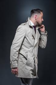 3 the inside pocket how to belt a trench coat