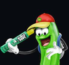The Nibble: Bob's Pickle Pops - Pickle Sickle Ice Pops