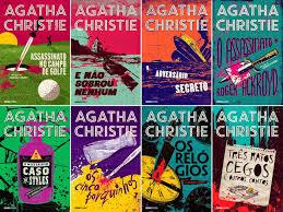 Resultado de imagem para Agatha christie e a literatura