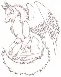 Images For Cool Wolves Coloring Pages