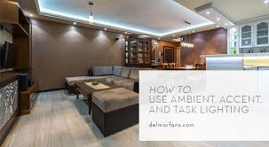 F What Are The Different Types Of Lighting Is Task How To  Create Accent Else Available Besides Ambient