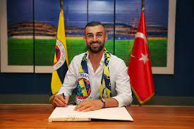 "Fenerbahçe SK on Twitter: ""Ailemize hoş geldin Serdar Dursun! ✍️💛💙 👉  https://t.co/dmmQDDdbHO… """