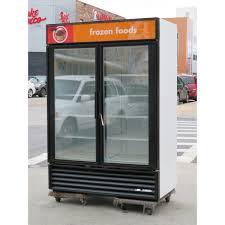 true 2 door freezer model gdm 49f used great condition refrigerators freezers bakedeco com