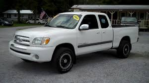 2003 TOYOTA TUNDRA V6 FOR SALE!! LEISURE USED CARS 850-265-9178 ...