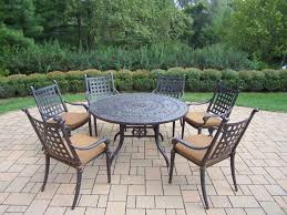 home depot outdoor dining table round patio table for 6 60 inch round patio table white round patio dining table
